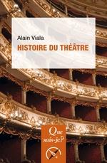Vente EBooks : Histoire du théâtre  - Alain Viala
