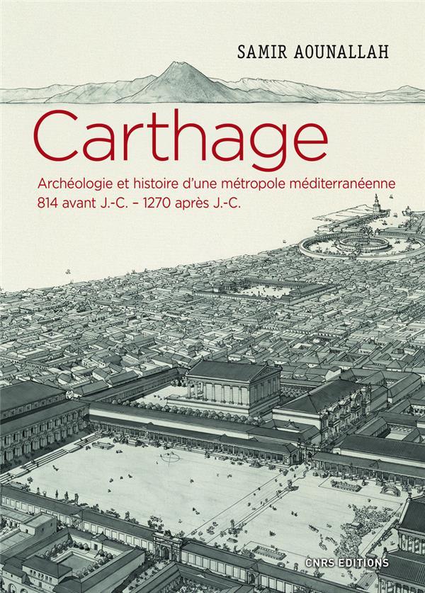 Carthage ; archéologie et histoire d'une métropole méditerranéenne, 814 avant J.-C. - 1270 après J.-C.