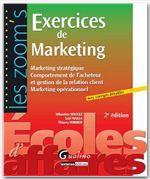 Vente Livre Numérique : Les Zoom's. Exercices de Marketing - 2e édition  - Sébastien Soulez