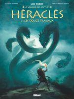 Vente Livre Numérique : Héraclès - Tome 02  - Clotilde Bruneau - Didier Poli - Luc Ferry