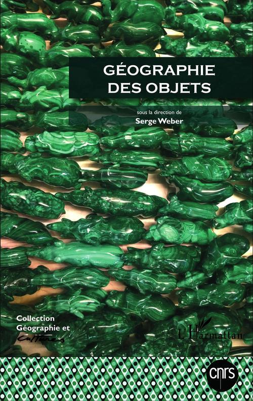 Revue géographie et cultures N.91/92 ; géographie des objets