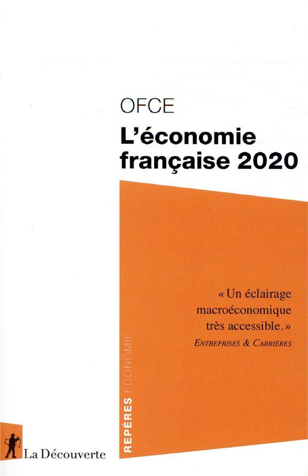 L'ECONOMIE FRANCAISE 2020