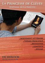 Vente Livre Numérique : Fiche de lecture La Princesse de Clèves - Résumé détaillé et analyse littéraire de référence  - Madame de LA FAYETTE
