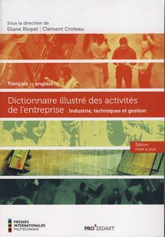 Dictionnaire illustre des activites de l' entreprise