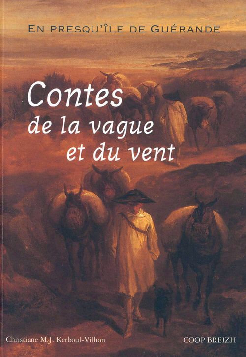 Contes de la vague et du vent en presqu'île de Guérande