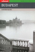 Couverture de Revue monde n.34 ; Budapest ; Danube Blues