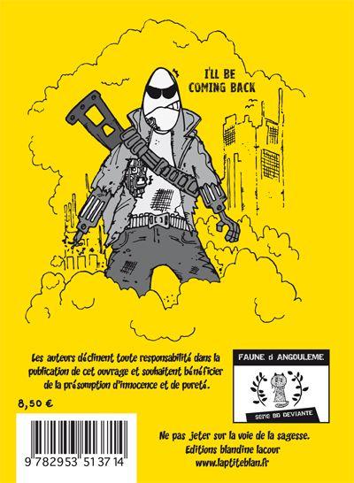 La p'tite Blan t.2 ; coming out, une histoire de sortie de placard