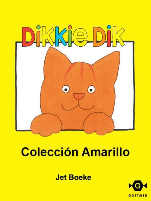 Dikkie Dik coleccion amarillo