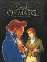 Vente Livre Numérique : Double Masque - Volume 4 - The Two Grasshoppers  - Jean Dufaux