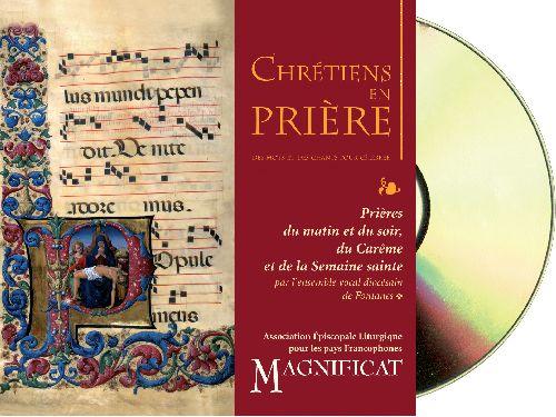 CD CHRETIENS EN PRIERE-CAREME ET SEMAINE SAINTE