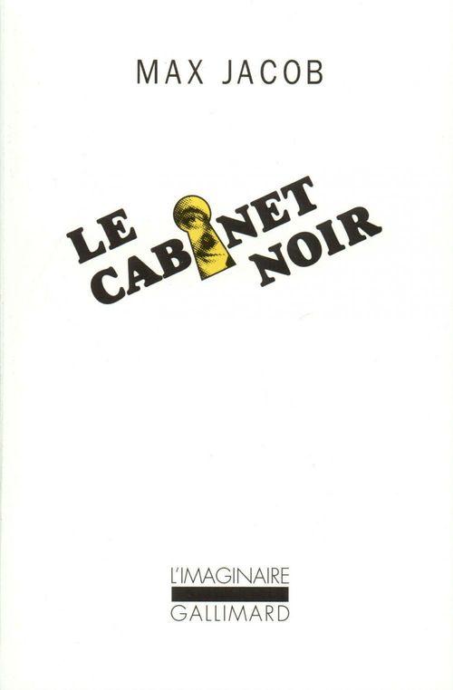 Le cabinet noir - lettres avec commentaires