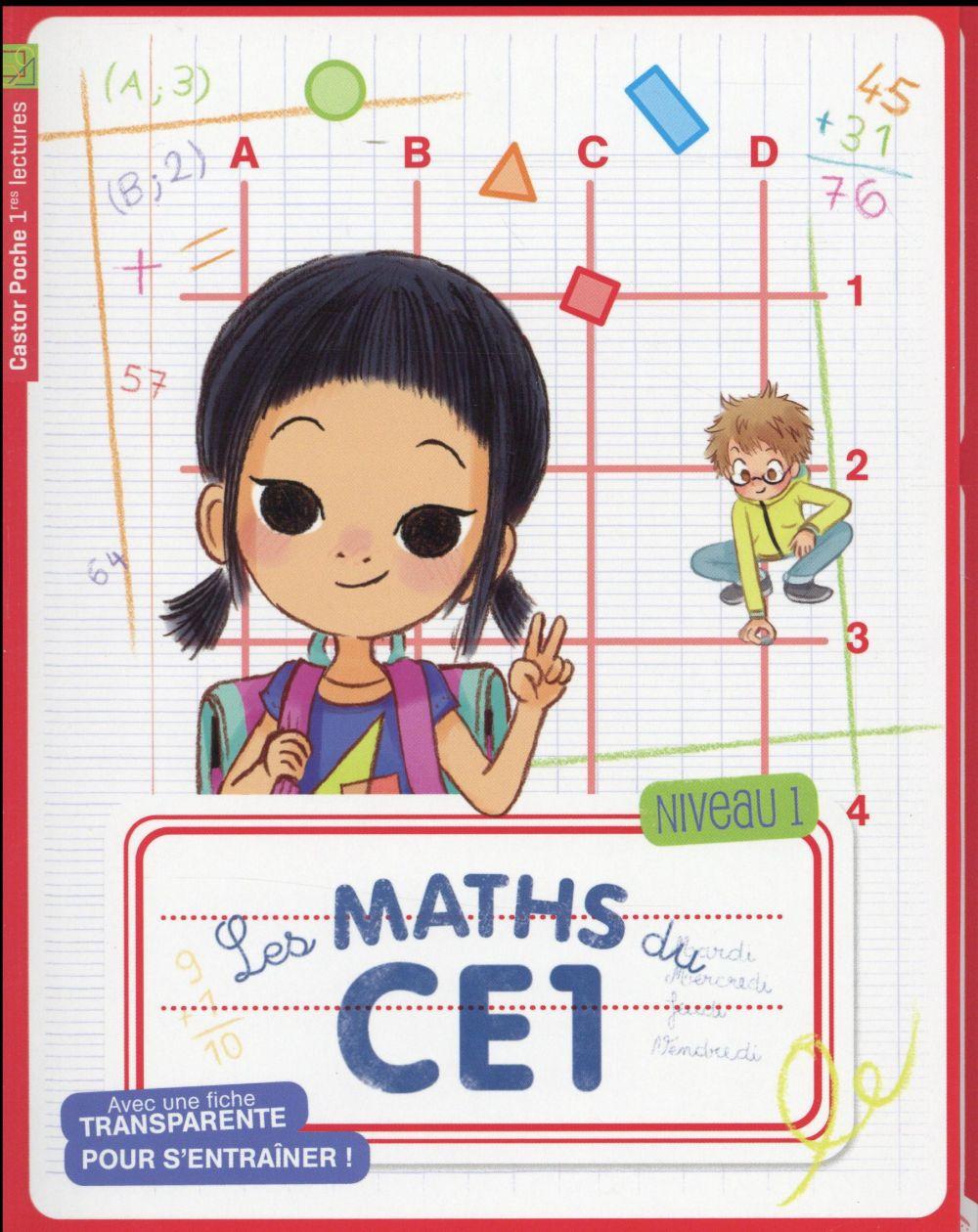 Les maths du CE1, niveau 1