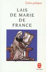 Couverture de Lais de Marie de France
