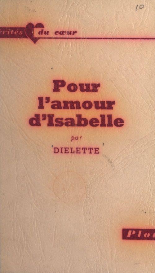 Pour l'amour d'Isabelle  - Diélette