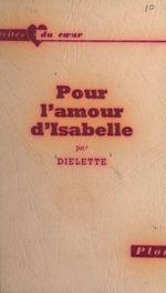 Pour l'amour d'Isabelle