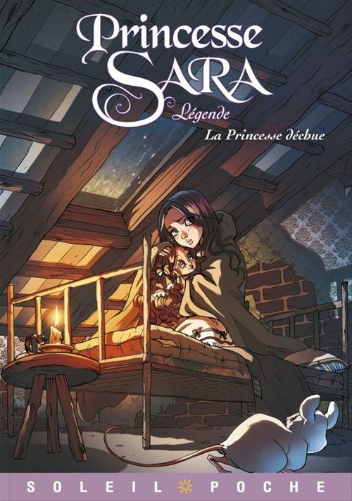 Princesse Sara - légende T.2 ; la princesse déchue