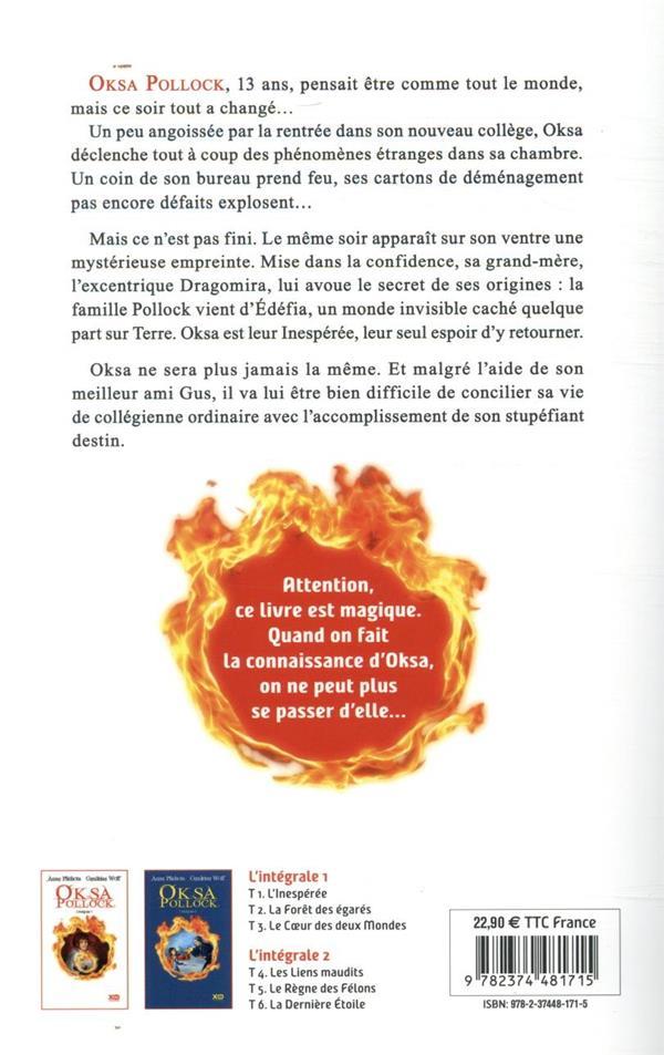 Oksa Pollock ; INTEGRALE VOL.1 ; T.1 A T.3