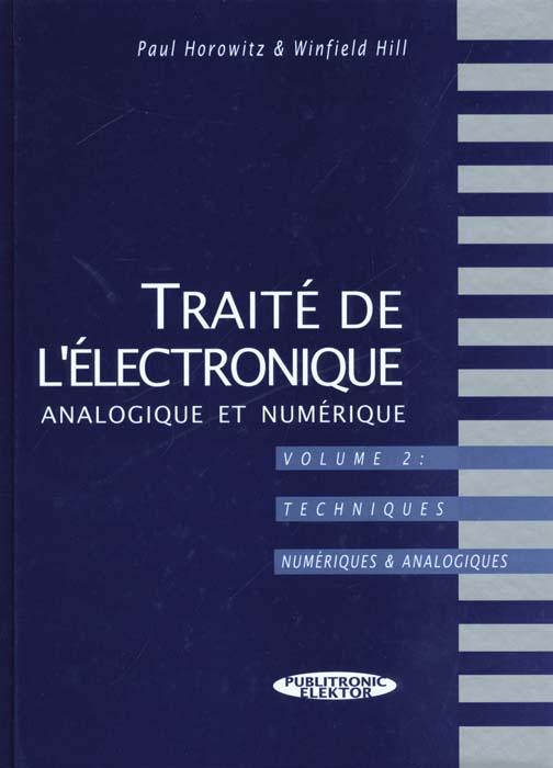 Traite De L'Electronique Analogique & Numerique 2.