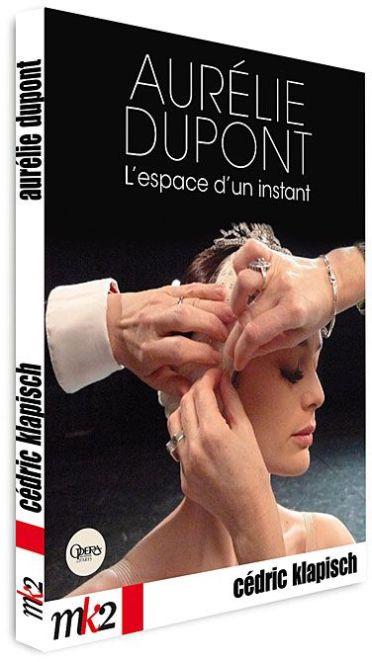 Aurélie Dupont, l'espace d'un instant