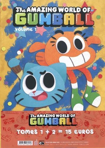 Le monde incroyable de Gumball ; t.1 et t.2