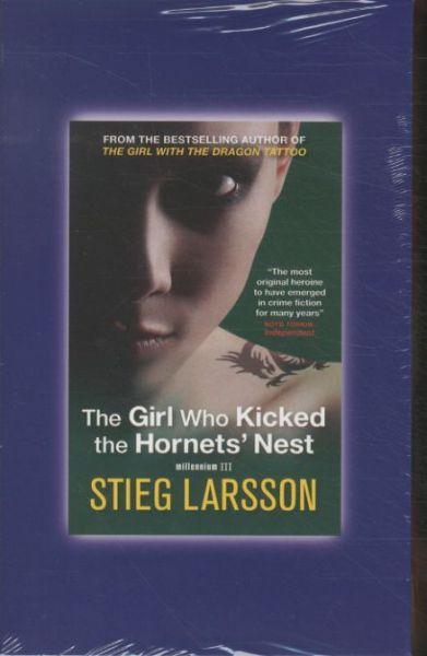 Stieg Larsson's Millennium Trilogy Box Set ; 3 Paperback  A-formats
