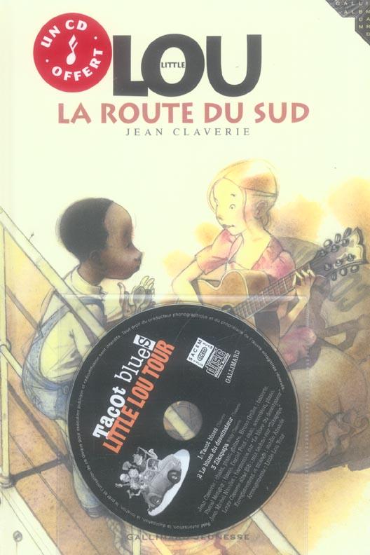 Little Lou ; la route du sud