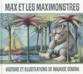 Couverture de Max Et Les Maximonstres (Album) (Ne)