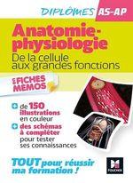 Vente Livre Numérique : L'anatomie - physiologie - AS/AP - Aide-Soignant, Auxiliaire de puériculture - Révision  - Marie-Noëlle Dieudonné - Fabienne Misguich - Kamel Abbadi