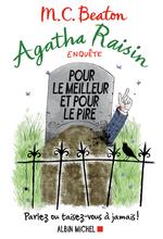 Vente Livre Numérique : Agatha Raisin enquête 5 - Pour le meilleur et pour le pire  - M.C. Beaton