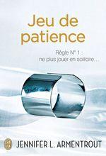 Vente Livre Numérique : Jeu de patience  - Jennifer L. Armentrout