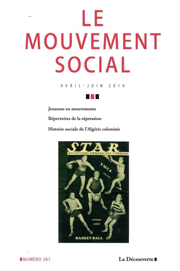 Revue le mouvement social n.267 ; varia