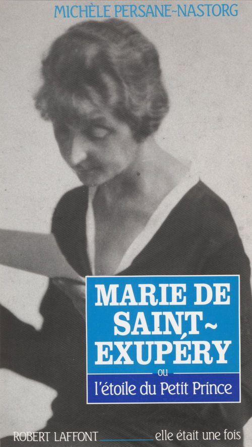 Marie de saint exupery