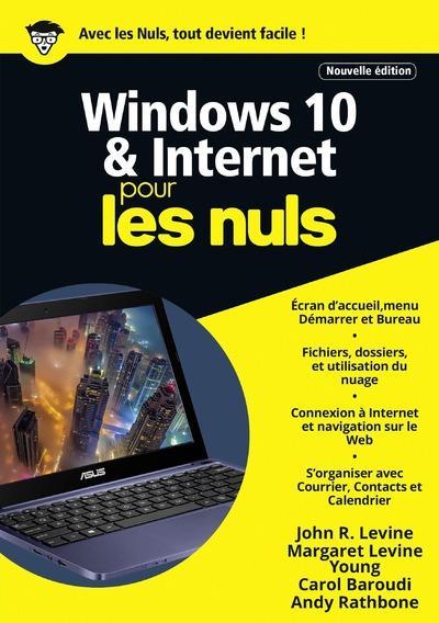 - WINDOWS 10 ET INTERNET MEGAPOCHE POUR LES NULS