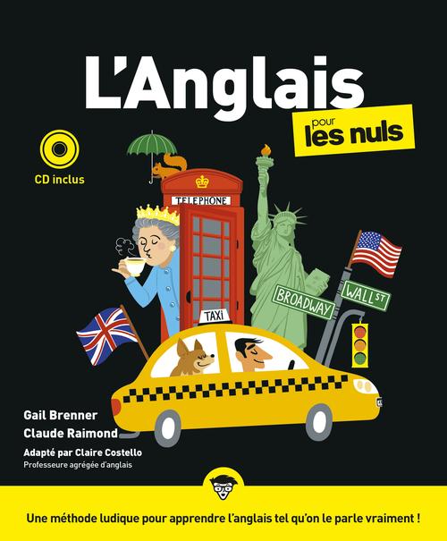 L'anglais pour les nuls (3e édition)