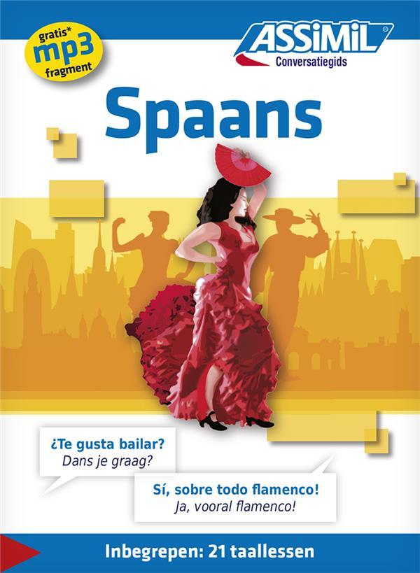 Guides de conversation ; spaans