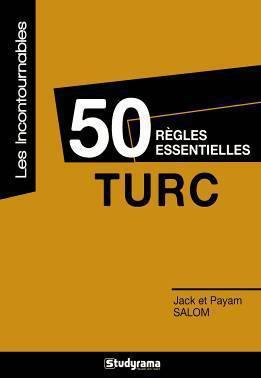 50 Regles Essentielles ; Turc