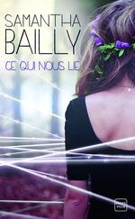Vente EBooks : Ce qui nous lie  - Samantha Bailly