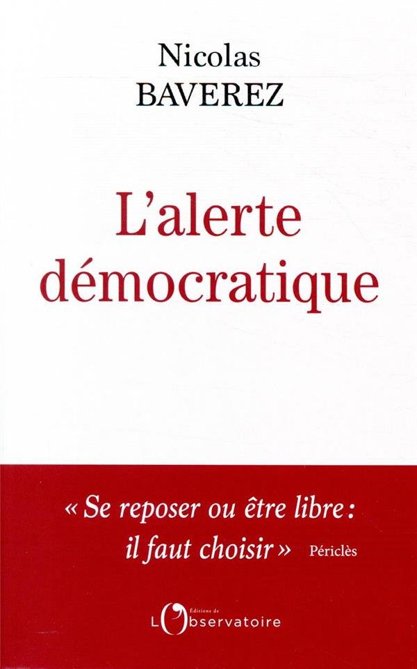 L'ALERTE DEMOCRATIQUE