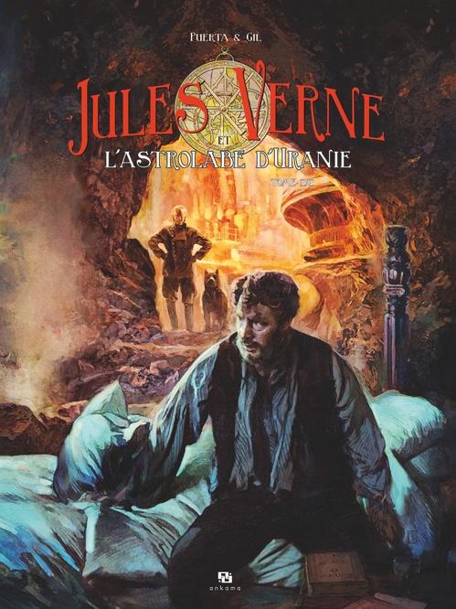 Jules Verne et l'astrolabe d'Uranie T.2