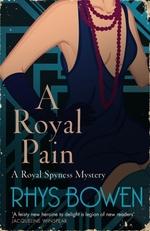 Vente Livre Numérique : A Royal Pain  - Rhys Bowen