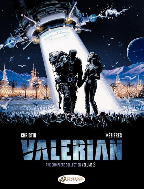 Valerian ; INTEGRALE VOL.3 ; T.6 A T.8