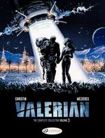 Vente Livre Numérique : Valerian - The Complete Collection - Volume 3  - Pierre Christin