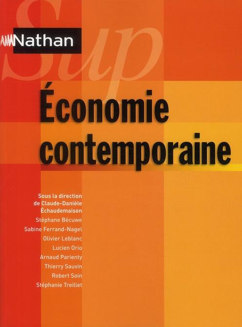 Economie Contemporaine (Edition 2010)