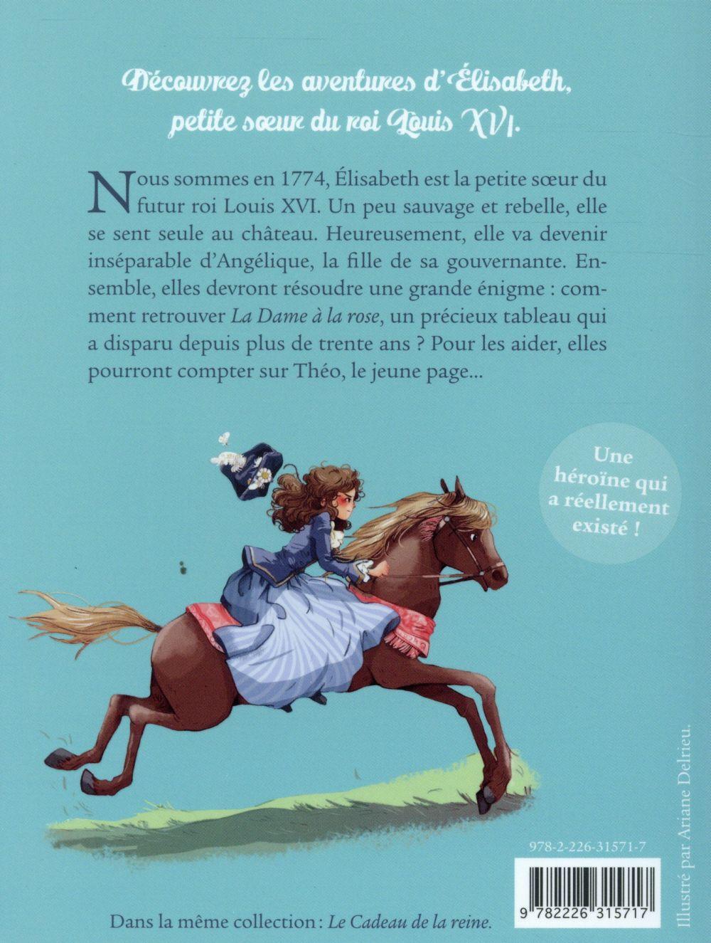 Elisabeth, princesse à Versailles T.1 ; le secret de l'automate