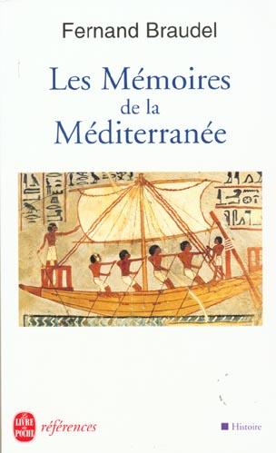 Les memoires de la mediterranee