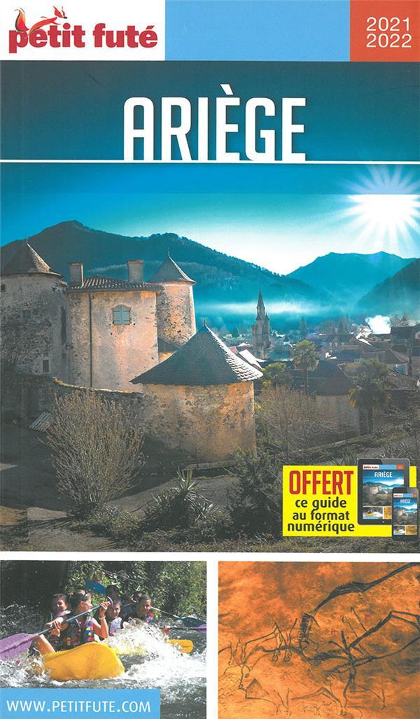 Guide petit futé ; départements ; Ariège (édition 2021/2022)