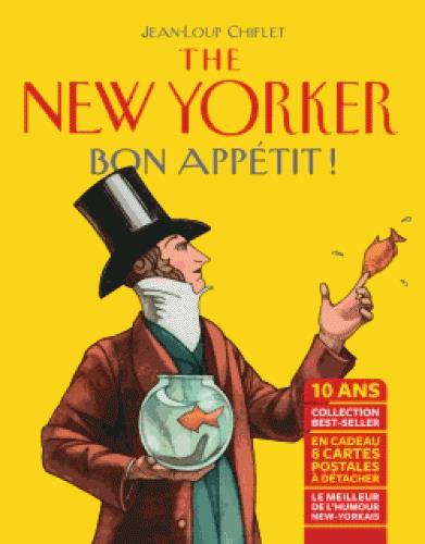 The new yorker ; bon appétit !