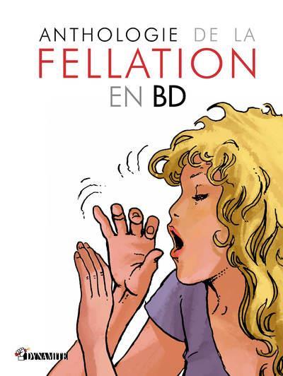 Anthologie de la fellation en BD