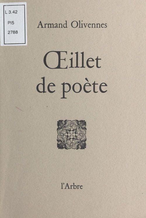 OEillet de poète