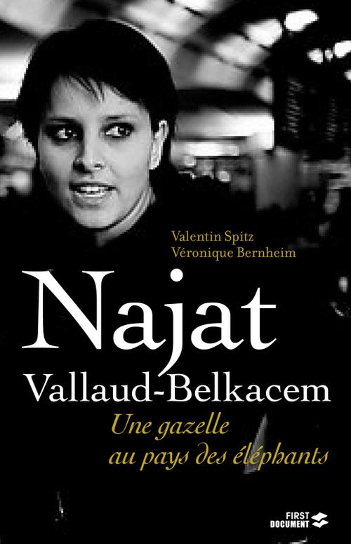 Najat Vallaud-Belkacem ; une gazelle au pays des éléphants